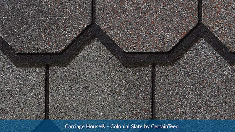 Carriage House®-Colonial Slate
