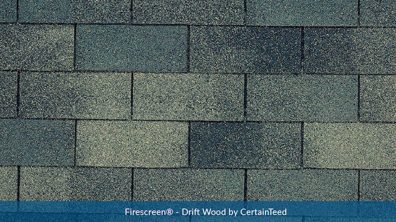 Firescreen®-Drift Wood