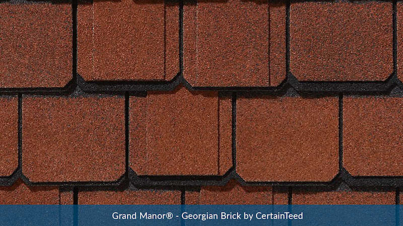 Grand Manor® -Georgian Brick