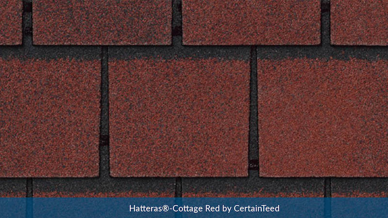 Hatteras®-CottageRed