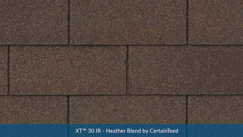 XT™ 30 IR - Heather Blend by CertainTeed