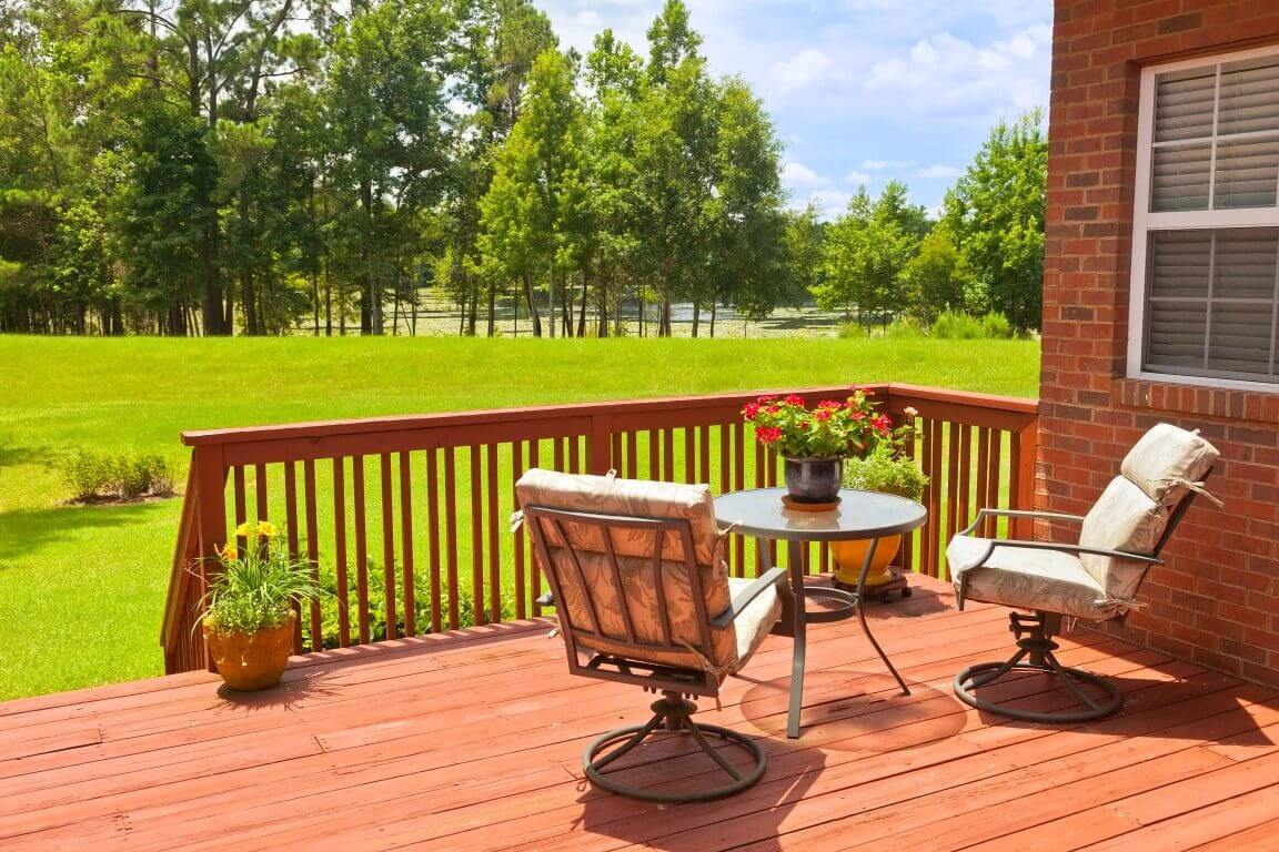 Contact Eagle Decking contractor in creve coeur missouri